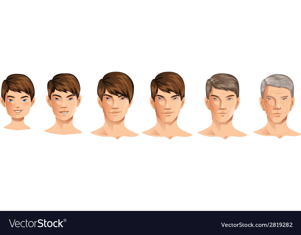 Age process vector | Price: 1 Credit (USD $1)