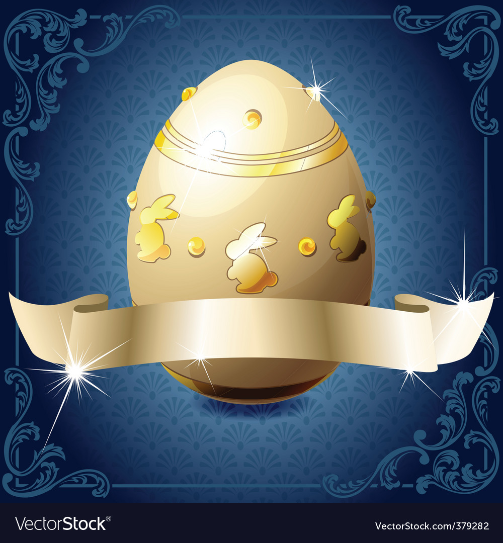 Chocolate egg vector | Price: 1 Credit (USD $1)