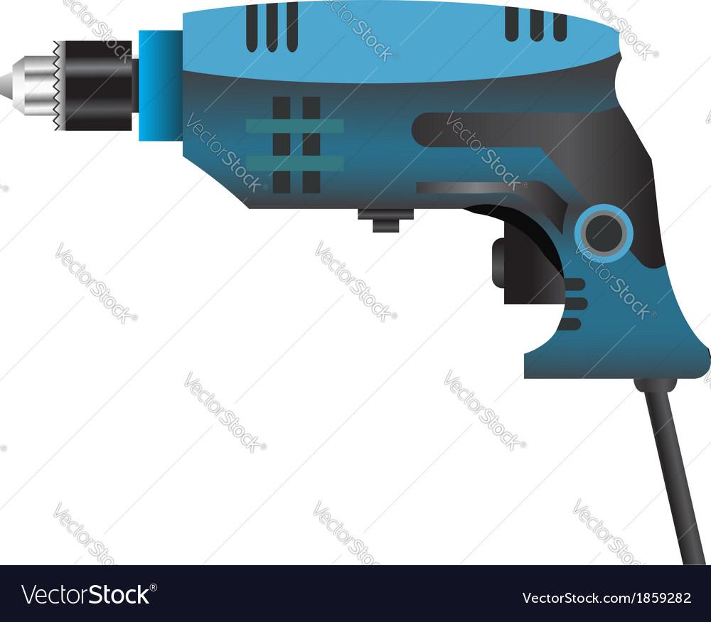 Drill vector | Price: 1 Credit (USD $1)