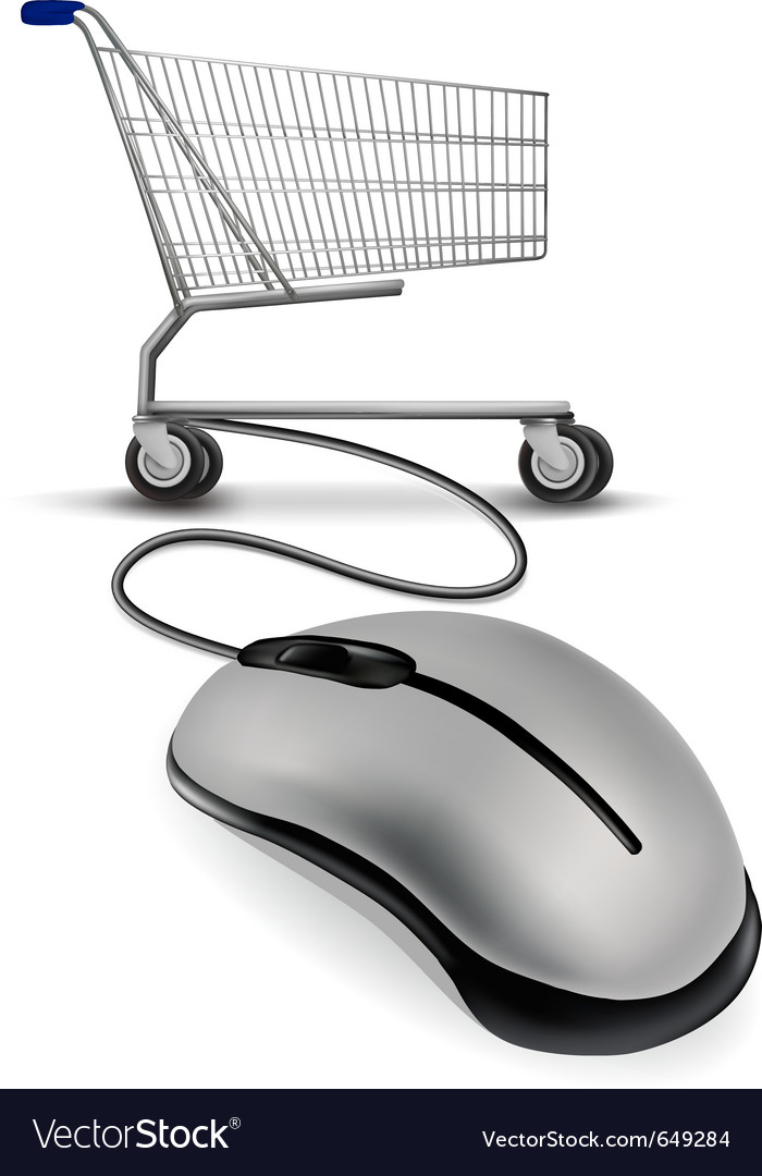 Shopping cart vector | Price: 3 Credit (USD $3)