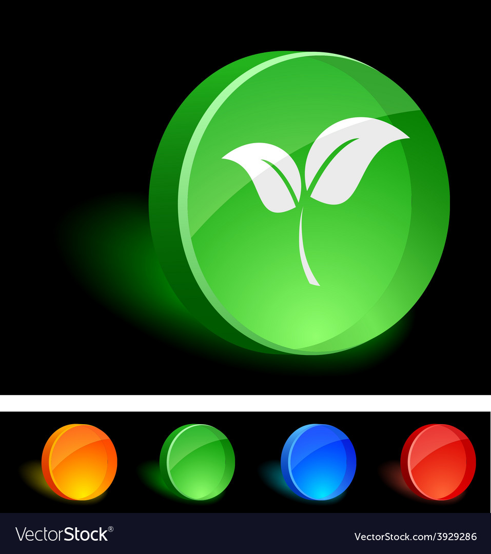 Plant icon vector | Price: 1 Credit (USD $1)