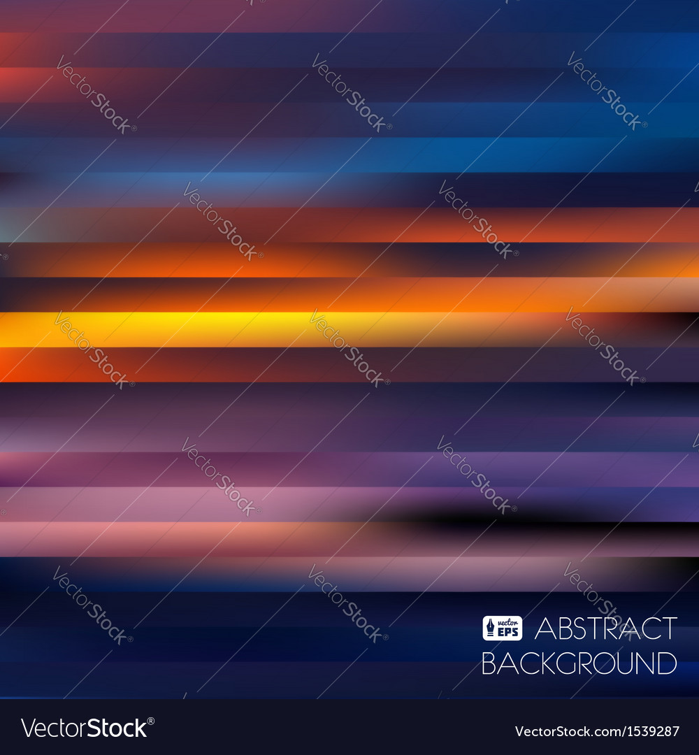 Colorful abstract striped background vector | Price: 1 Credit (USD $1)