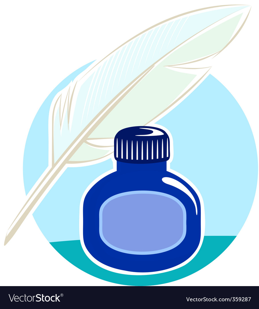 Quill vector   Price: 1 Credit (USD $1)