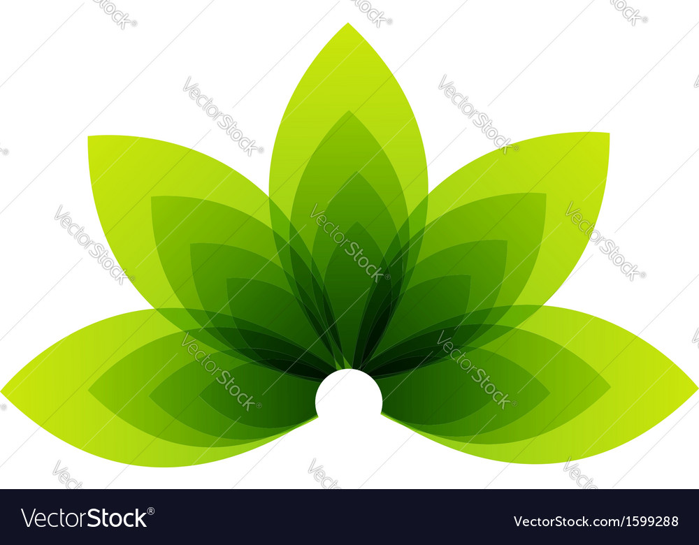 Organic product logo vector | Price: 1 Credit (USD $1)