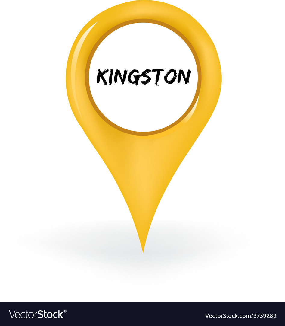 Location kingston vector | Price: 1 Credit (USD $1)
