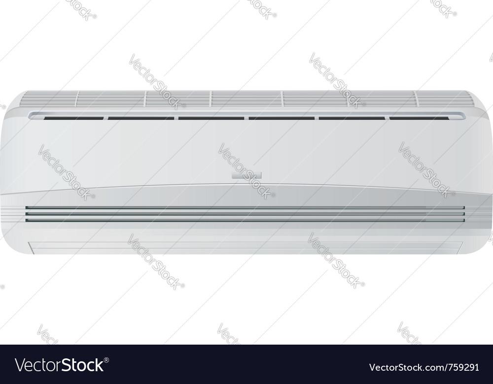 Air conditioner vector | Price: 1 Credit (USD $1)