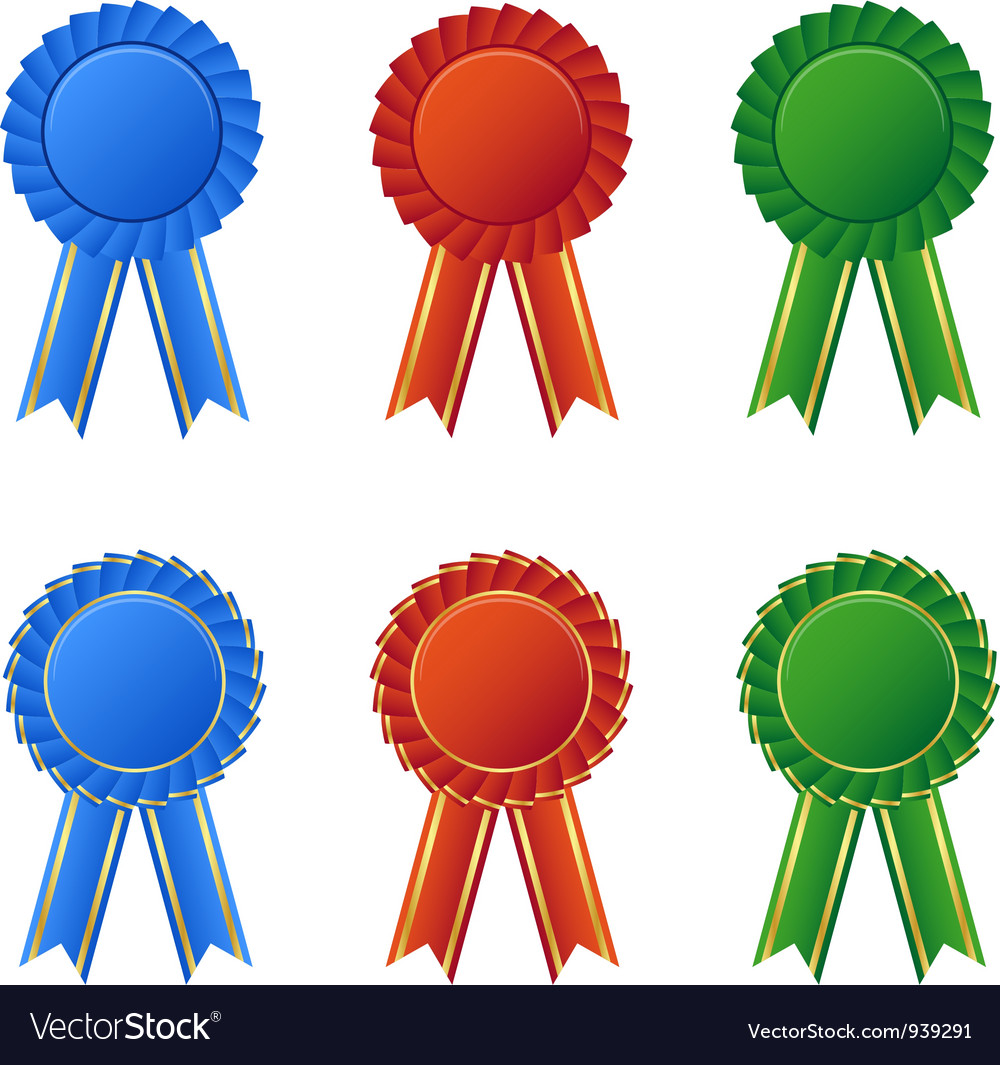 Awards seal vector | Price: 1 Credit (USD $1)