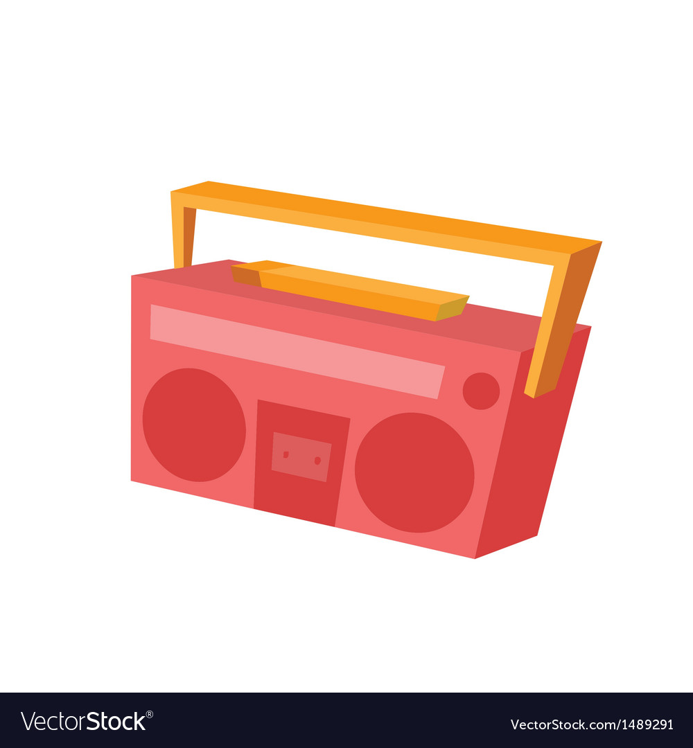 Cassette vector | Price: 1 Credit (USD $1)