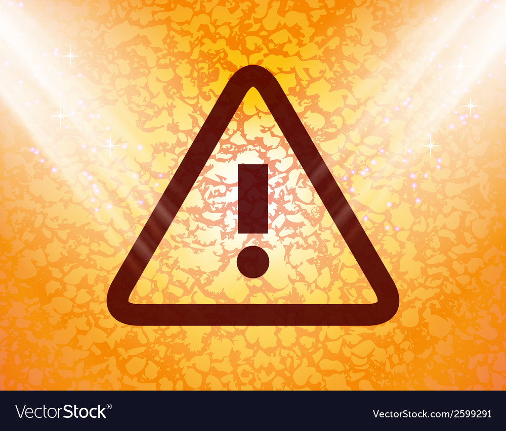 Danger exclamation mark flat modern web button and vector   Price: 1 Credit (USD $1)