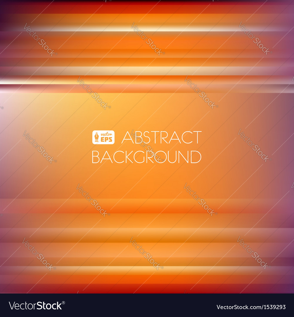 Red-orange abstract striped background vector | Price: 1 Credit (USD $1)