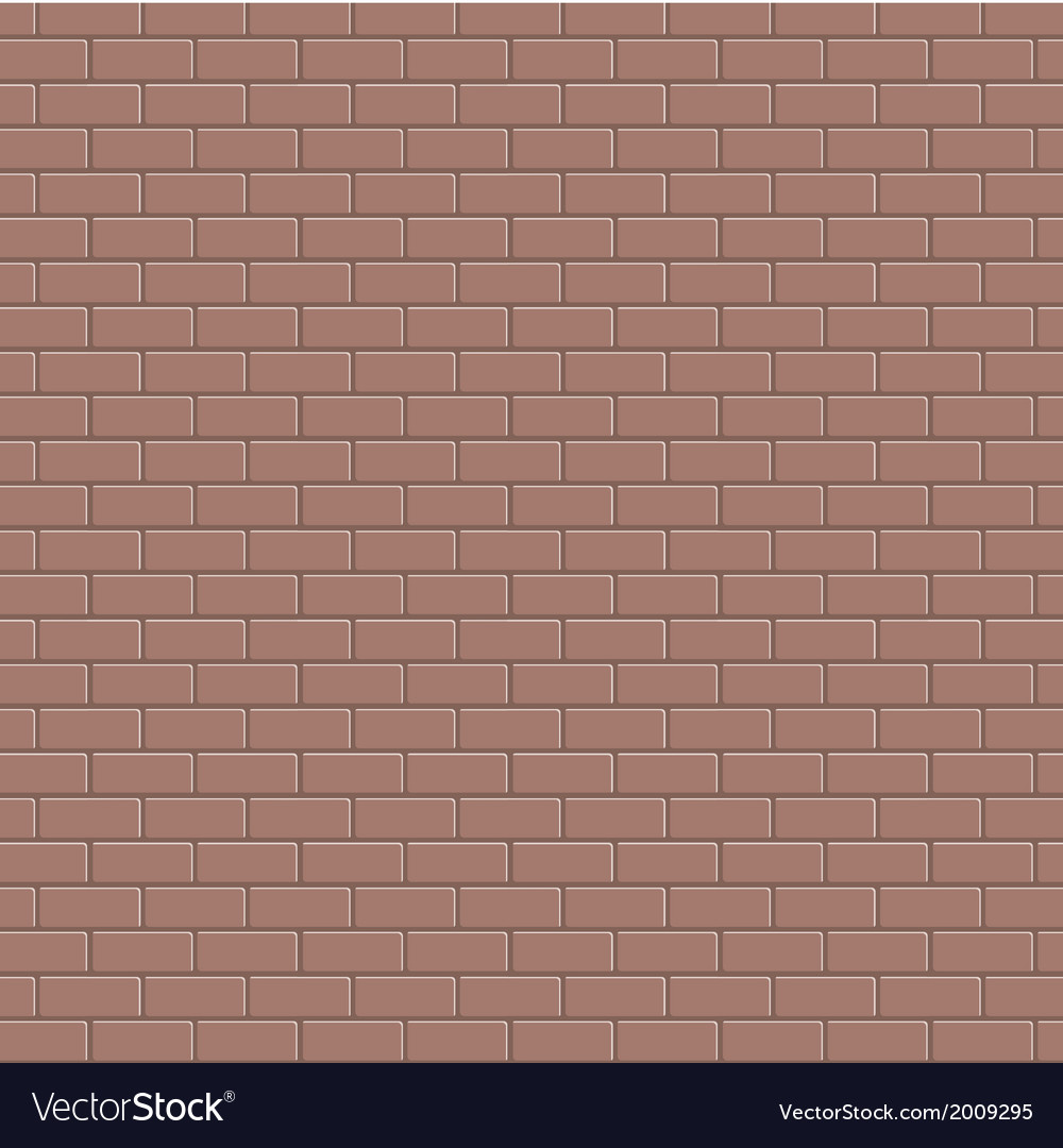 Red brick background texture eps 10 vector | Price: 1 Credit (USD $1)