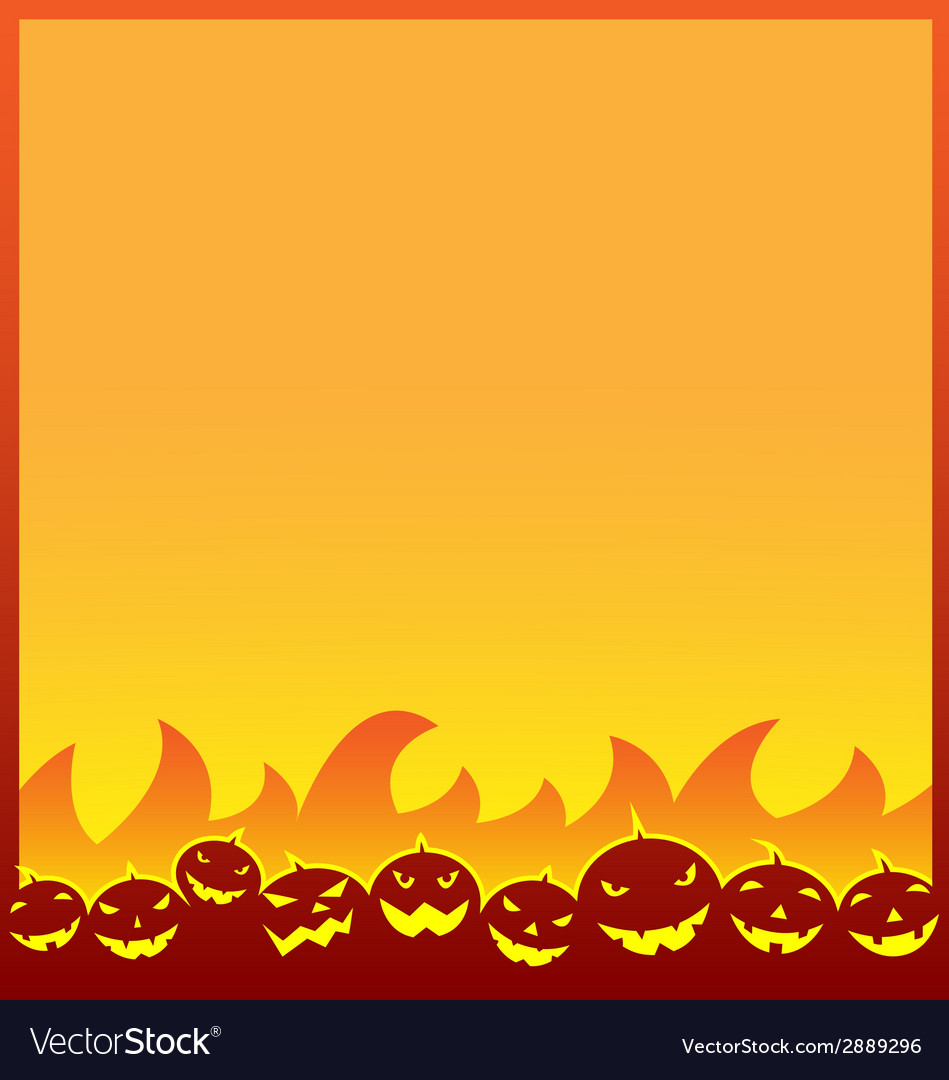 Halloween template vector | Price: 1 Credit (USD $1)