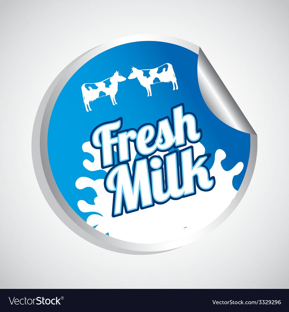 Milk design vector   Price: 1 Credit (USD $1)