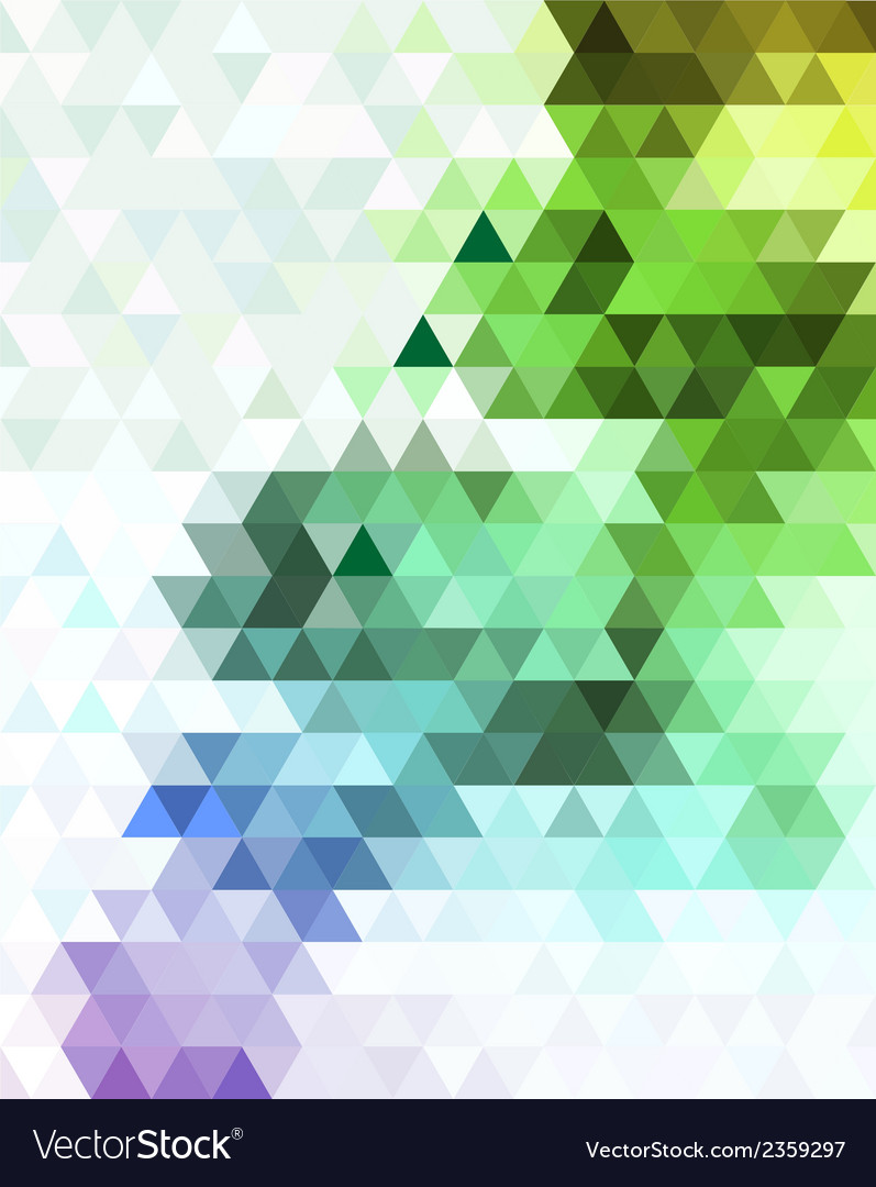 Multicolored mosaic background vector   Price: 1 Credit (USD $1)