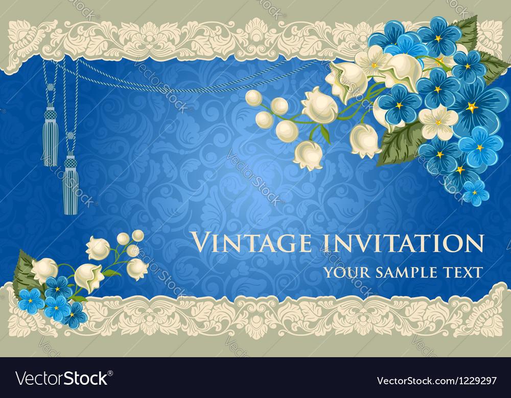 Vintage background vector | Price: 3 Credit (USD $3)