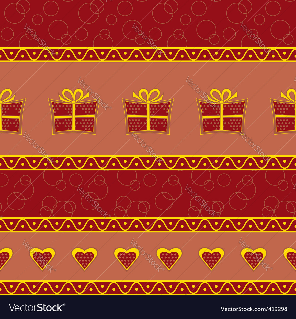 Celebration pattern vector | Price: 1 Credit (USD $1)