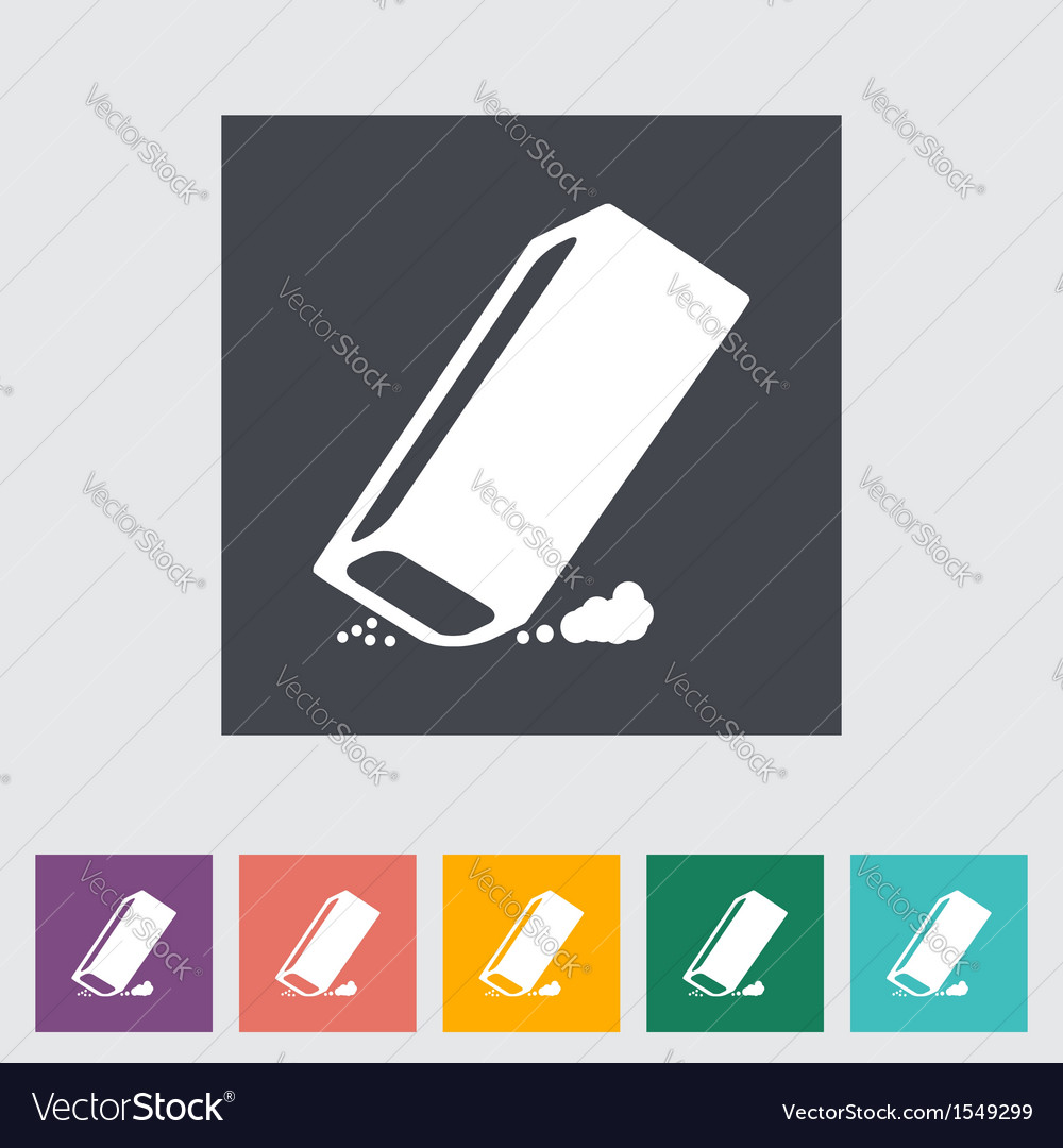 Eraser vector | Price: 1 Credit (USD $1)