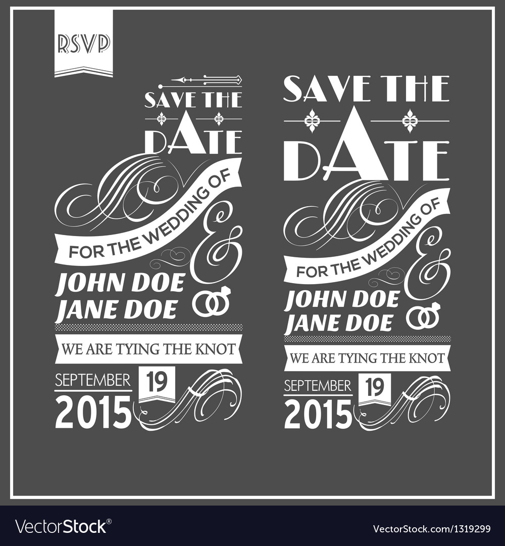 Wedding typography vector | Price: 1 Credit (USD $1)