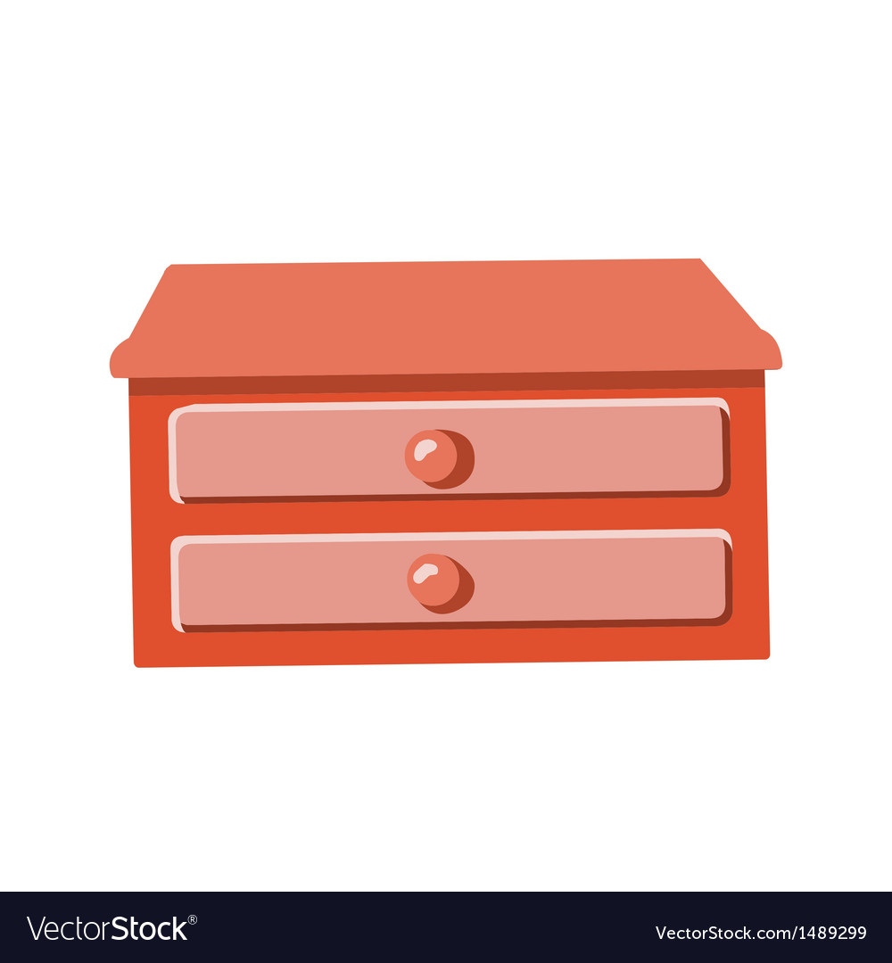 Wood cabinets vector | Price: 1 Credit (USD $1)