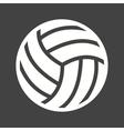 Volley ball vector