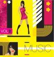 Modern music vector