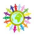 Children world vector
