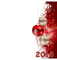 2014 beauty christmas and new year background vector