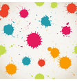 Spray paint watercolor seamless patterncopy square vector