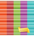 Set of abstract striped pattern wallpaper vector