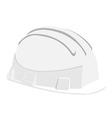 Building helmet vector