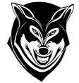 Wolf tattoo vector