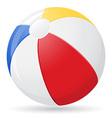 Beach ball 02 vector