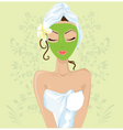 Beauty spa vector