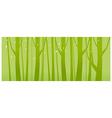 Tree woods vector