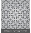 Seamless pattern ornament vector