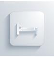 Light square icon eps10 vector