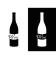 Ymbol of wine vector