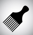 Comb design vector