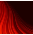 Red smooth twist light lines eps 10 vector