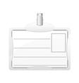 Identification card 03 vector
