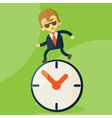 The time management vector
