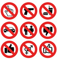 No allowed marks vector