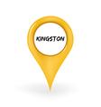 Location kingston vector