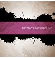Splash abstract background vector