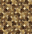 Geometric background abstract seamless pattern vector
