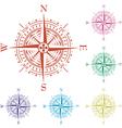 Compasses vector