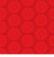 Red seamless background ornamental pattern vector