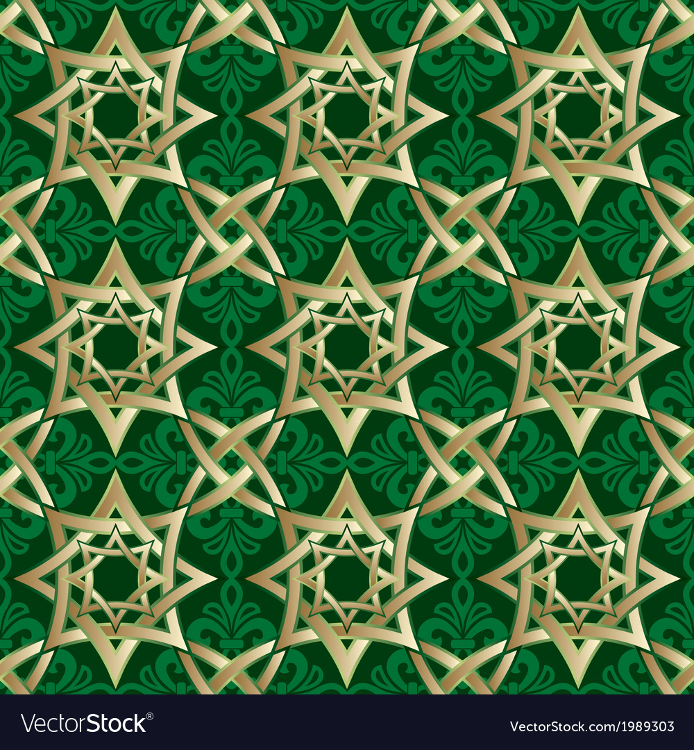 Muslim geometric ornament vector | Price: 1 Credit (USD $1)