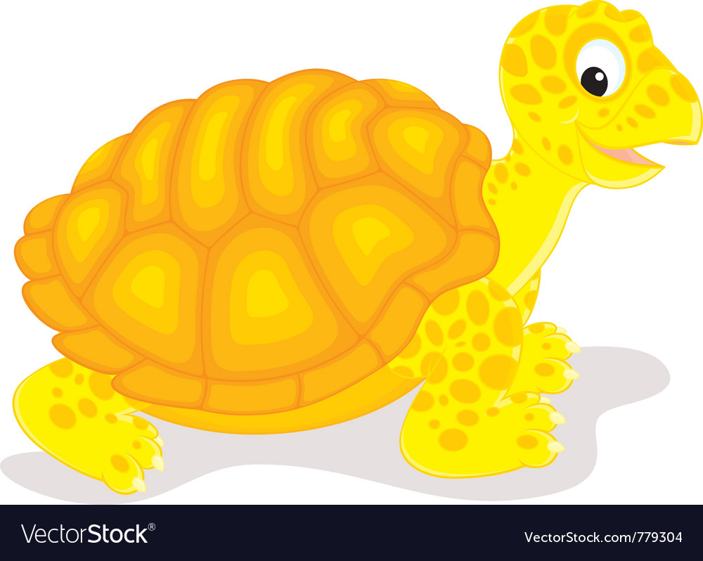 Tortoise vector | Price: 3 Credit (USD $3)