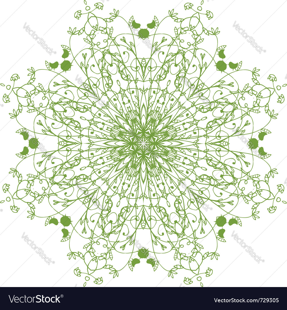 Arabesque ornament vector | Price: 1 Credit (USD $1)